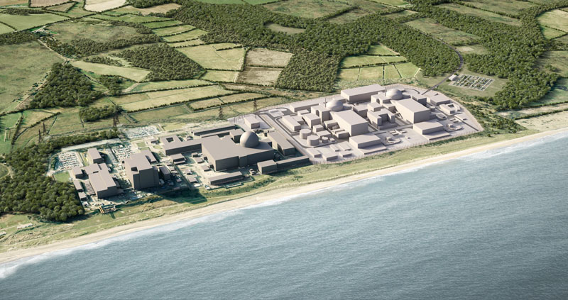 Sizewell C Power Station
